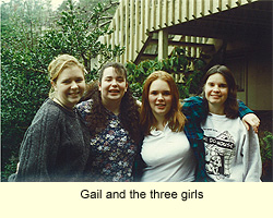 Gail and the girls